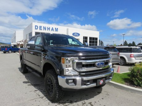 2020 Ford Super Duty F-350 SRW XLT Crewcab 4x4 w/ Tremor Package! - 7.3L Gas!