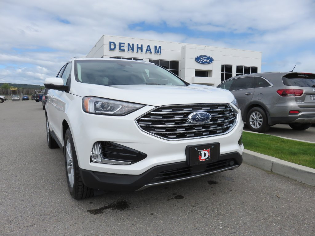2020 Ford Edge SEL AWD w/ Ford Copilot 360 & Cold Weather Package! (DT20256) Main Image