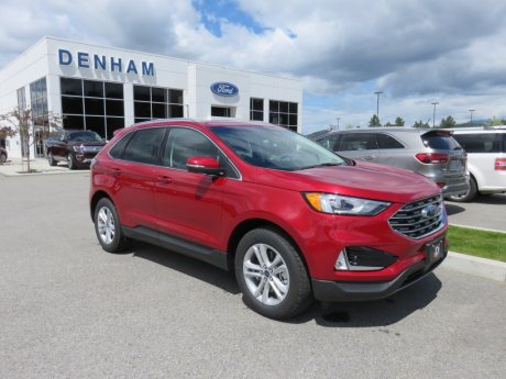 2020 Ford Edge SEL AWD w/ Ford Copilot 360 & Cold Weather Package!