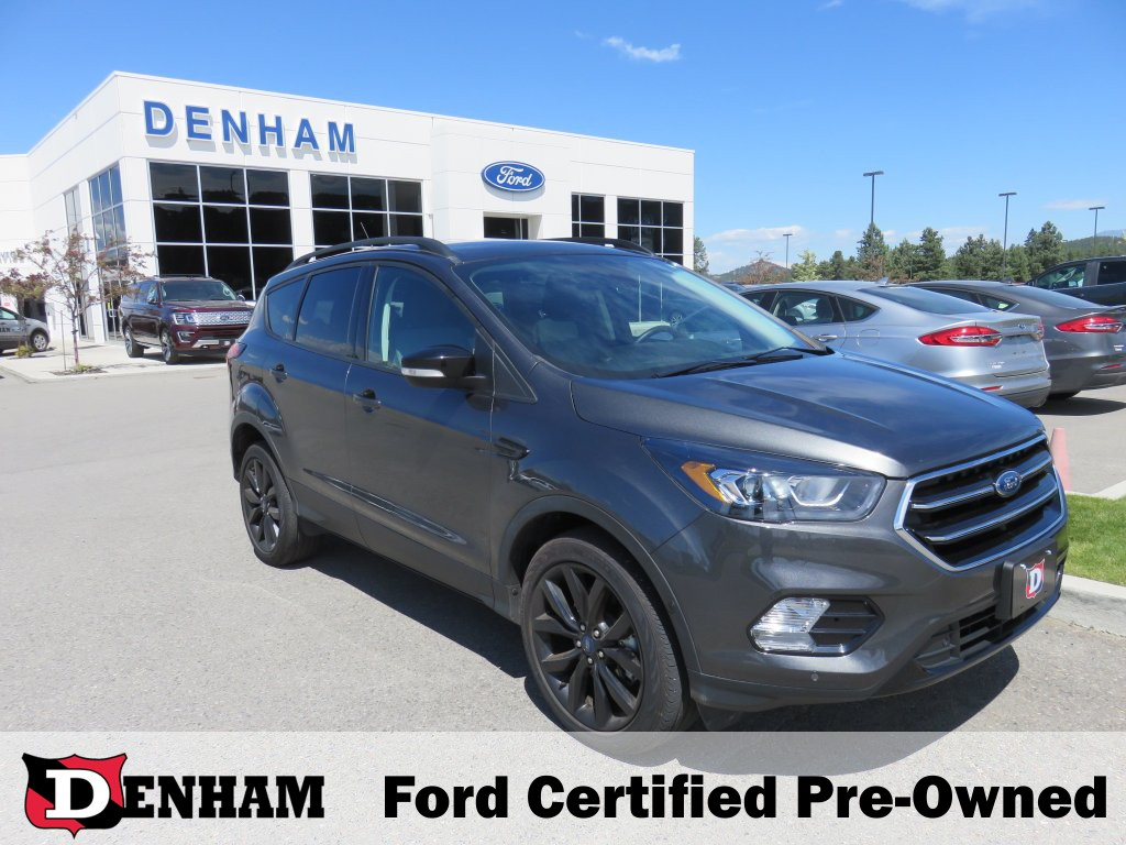 2019 Ford Escape Titanium AWD w/ Sport Appearance Package! (P2622) Main Image