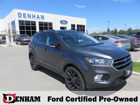 2019 Ford Escape Titanium AWD w/ Sport Appearance Package!