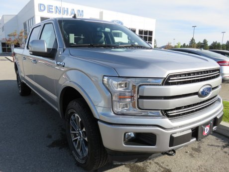 2020 Ford F-150 Lariat Supercrew 4x4 w/ Lariat Sport Package! 3.5L Ecoboost!
