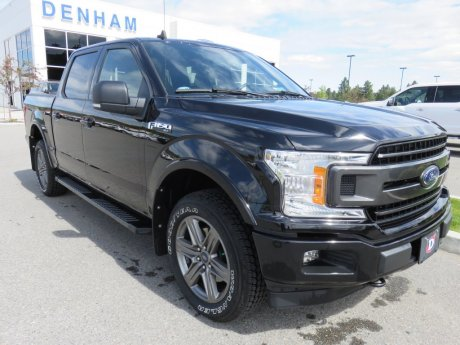 2020 Ford F-150 XLT 4x4 Supercrew w/ Sport Package!