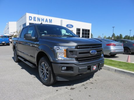 2020 Ford F-150 XLT Supercrew 4x4 w/ XLT Sport Package!