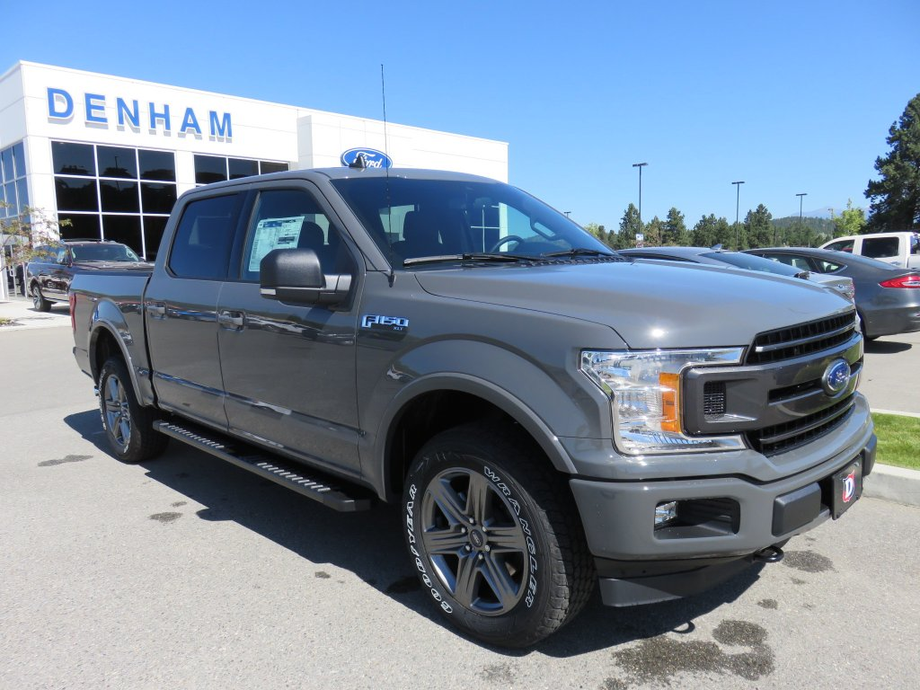 2020 Ford F-150 XLT Supercrew 4x4 w/ Sport Package! (DT20293) Main Image