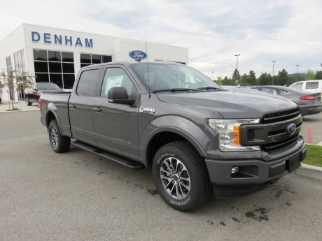2020 Ford F-150 XLT Supercrew 4x4 w/ 302A Sport Package