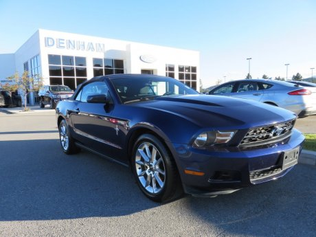 2010 Ford Mustang V6 Convertible w/ Interior Upgrade Package!