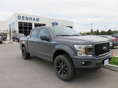 2020 Ford F-150 Lariat Supercrew 4x4 502A w/ Sport Package!