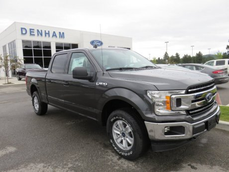 2020 Ford F-150 XLT Supercrew 4x4 w/ Sync 3!
