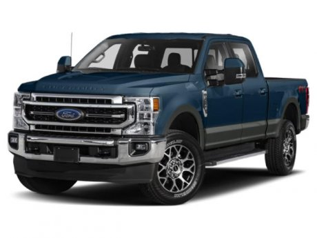 2020 Ford Super Duty F-350 SRW Lariat SuperCrew 4x4 w/ Lariat Ultimate Package!