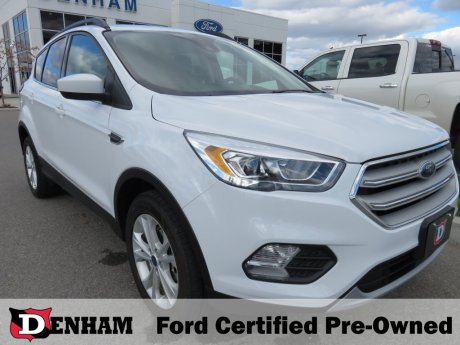 2018 Ford Escape SEL AWD w/ Safe & Smart Package