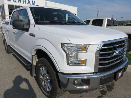 2016 Ford F-150 XLT Supercrew 4x4 w/ XTR Package!