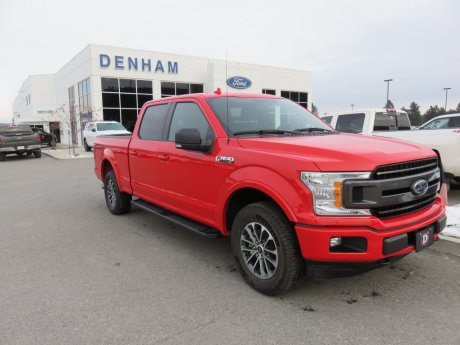 2018 Ford F-150 XLT Supercrew 4x4 w/ XLT Sport Package