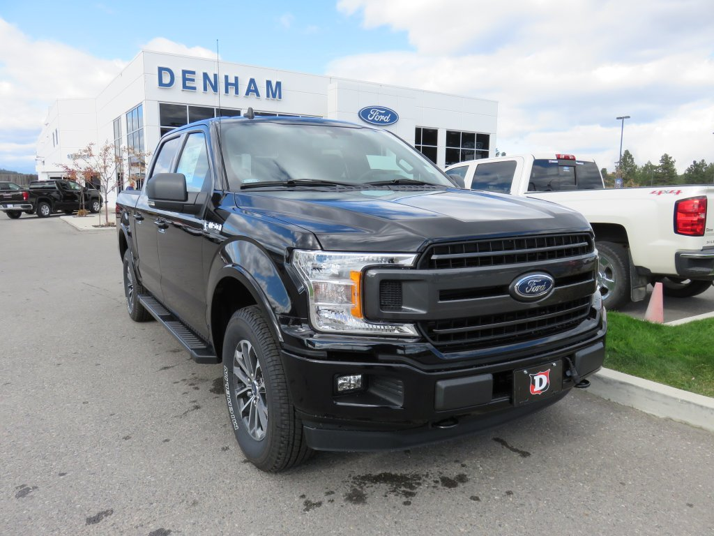 2020 Ford F-150 XLT (DT20416) Main Image