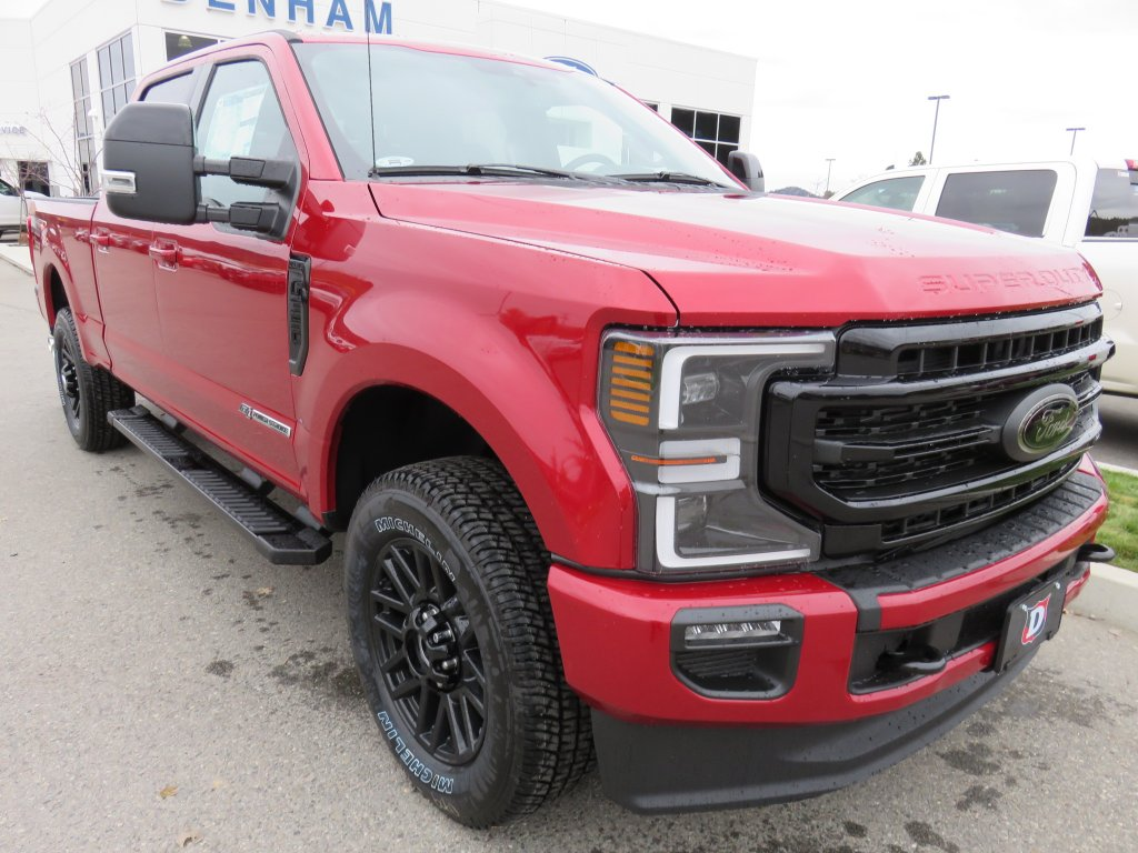 2020 Ford Super Duty F-350 SRW Lariat (DT20456) Main Image
