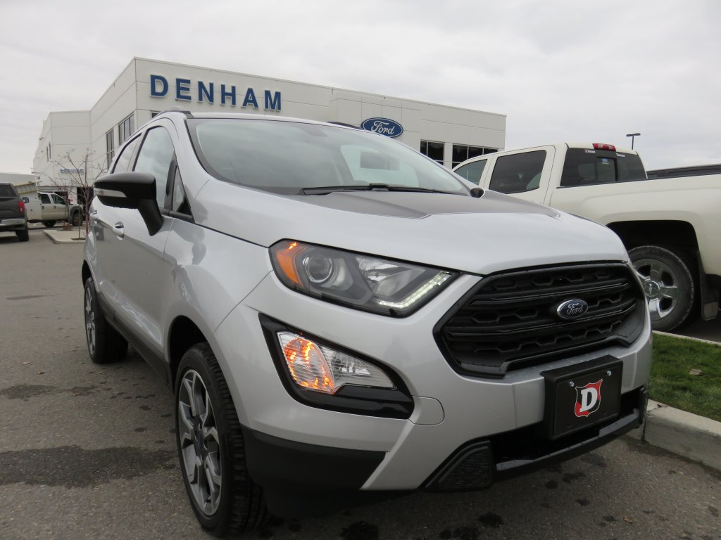2020 Ford EcoSport SES AWD w/ Black Appearance Package! (DT20433) Main Image