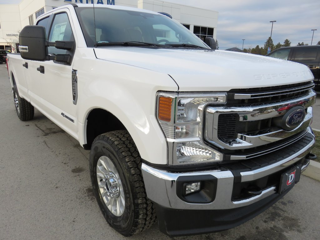 2021 Ford Super Duty F-350 SRW XLT (DT21009) Main Image