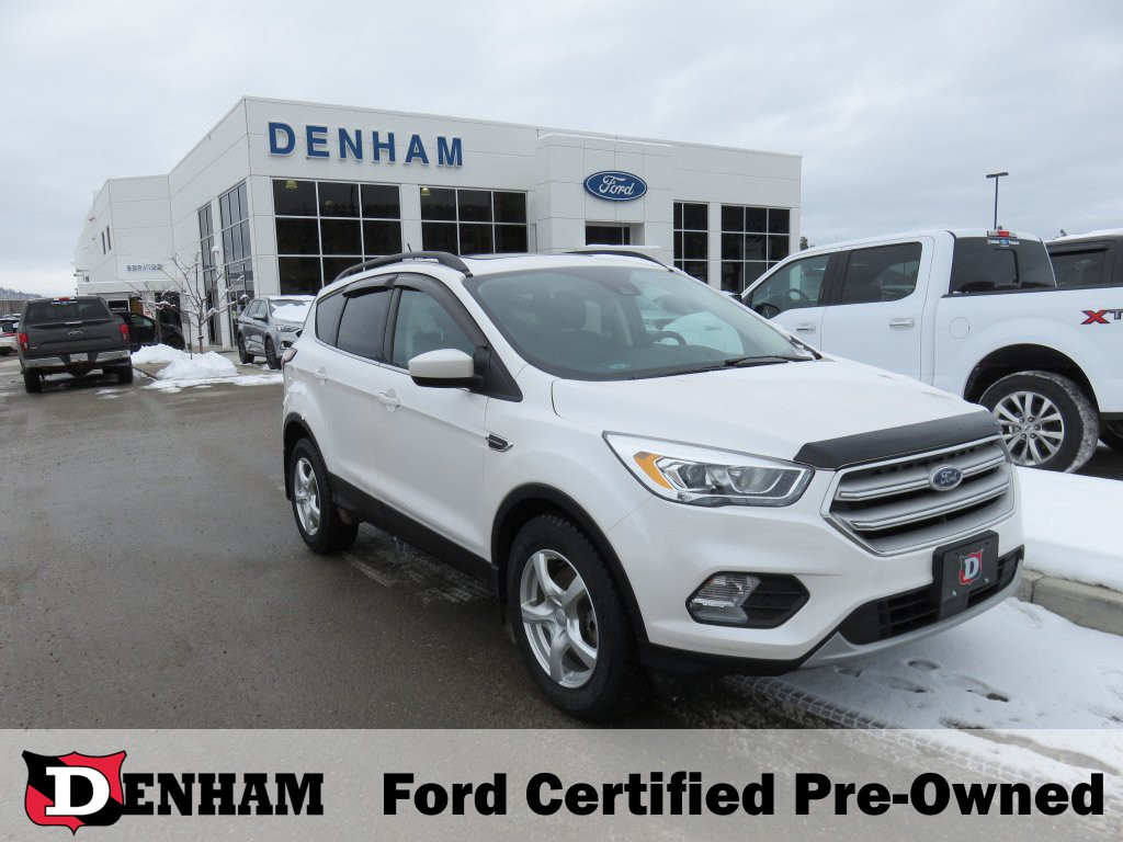 2018 Ford Escape SEL AWD w/ Canadian Touring Package (P2658) Main Image