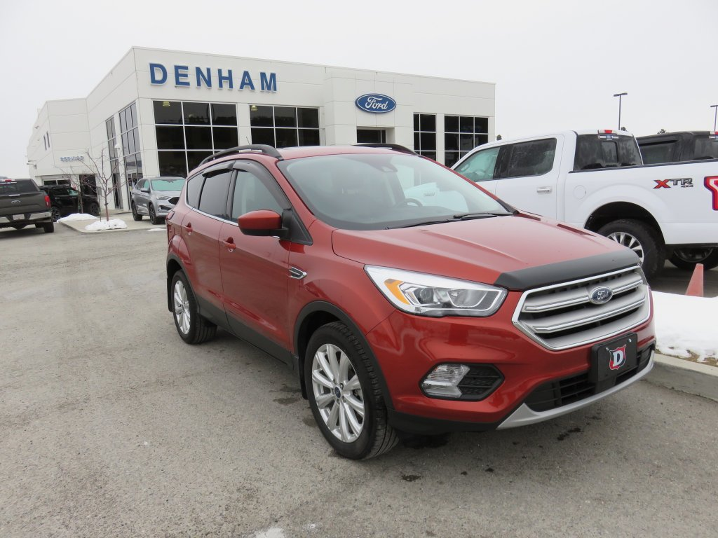 2019 Ford Escape SEL AWD w/ Safe & Smart Package! (T20490A) Main Image