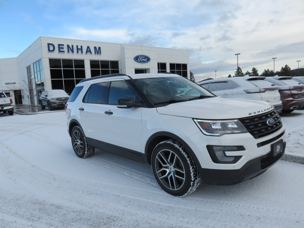 2017 Ford Explorer Sport AWD (T21019A) Main Image