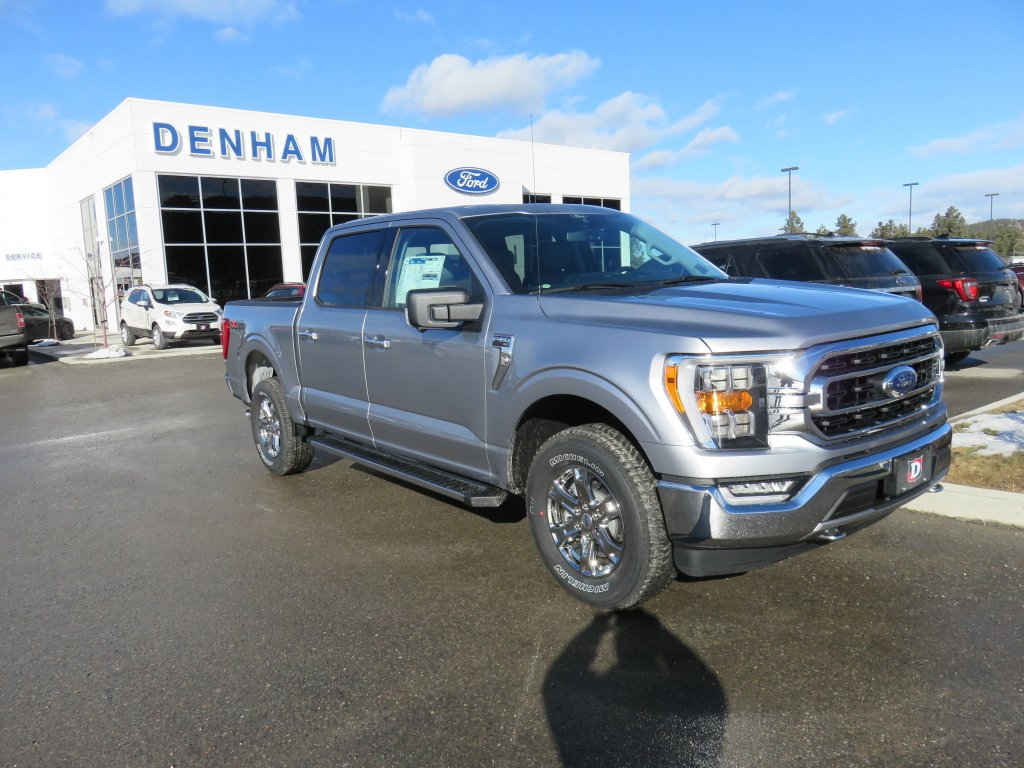 2021 Ford F-150 XLT (DT21031) Main Image