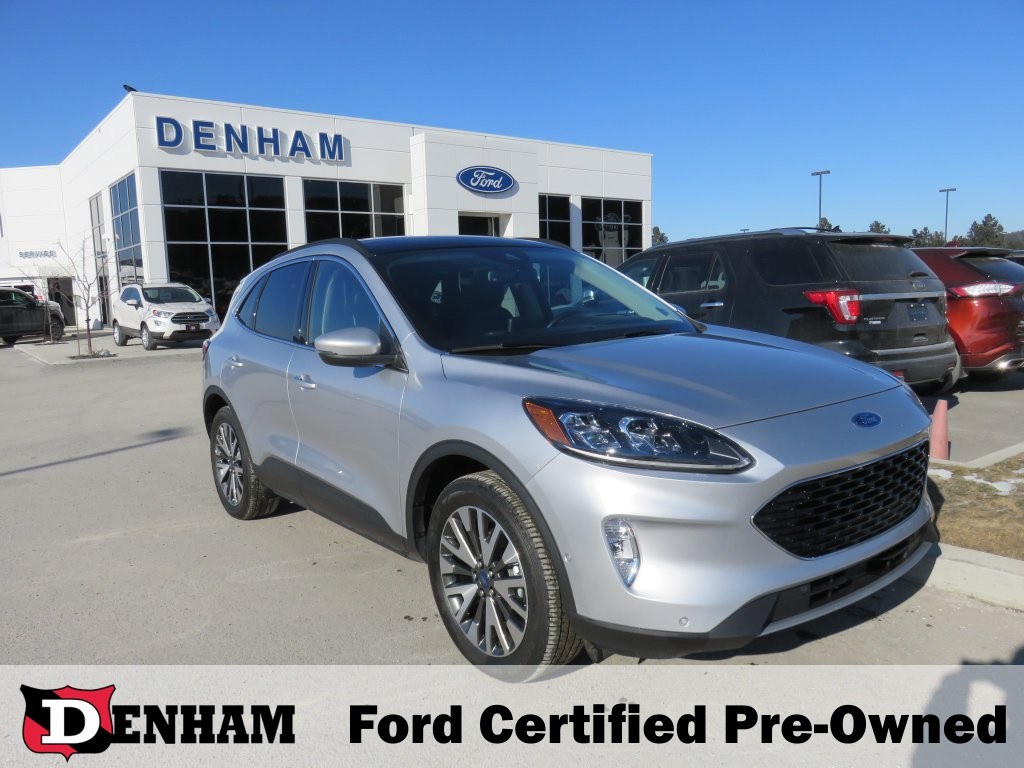 2020 Ford Escape Titanium AWD w/ Premium Package! (P2703) Main Image