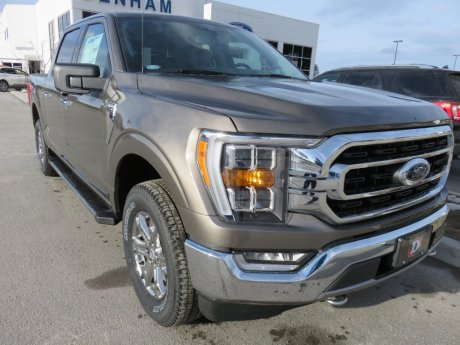2021 Ford F-150 XLT Supercrew 4x4 w/ XTR Package - 2.7L Ecoboost!