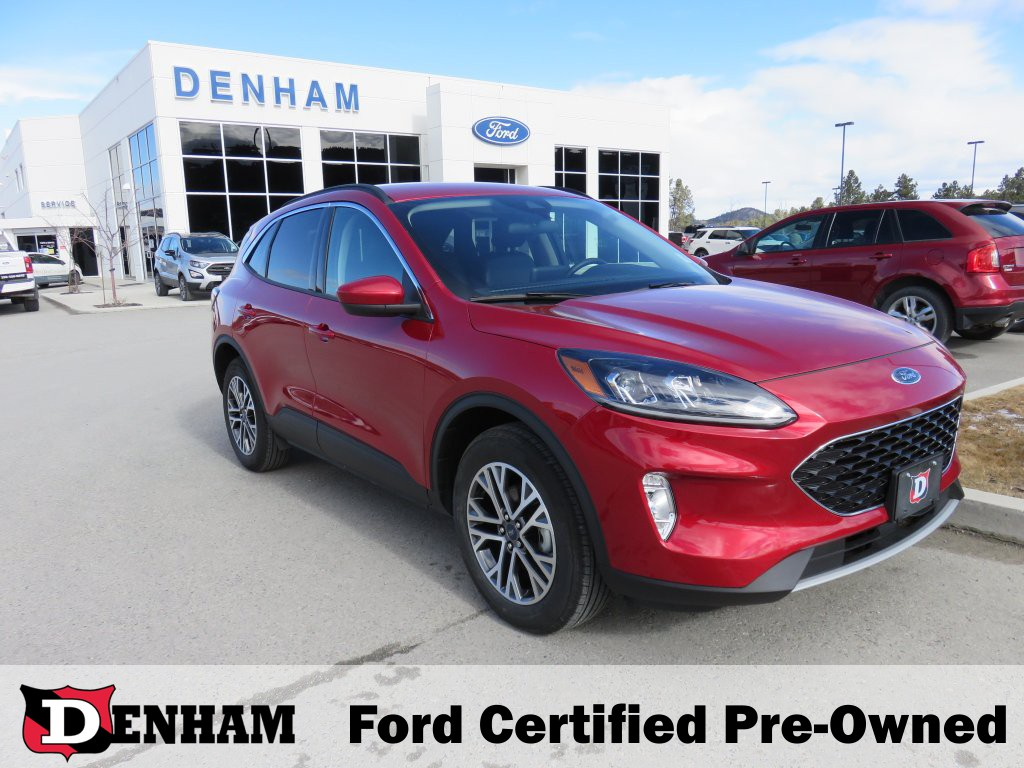 2020 Ford Escape SEL AWD w/ Ford Co-Pilot 360 Assist Pkg (T20507A) Main Image