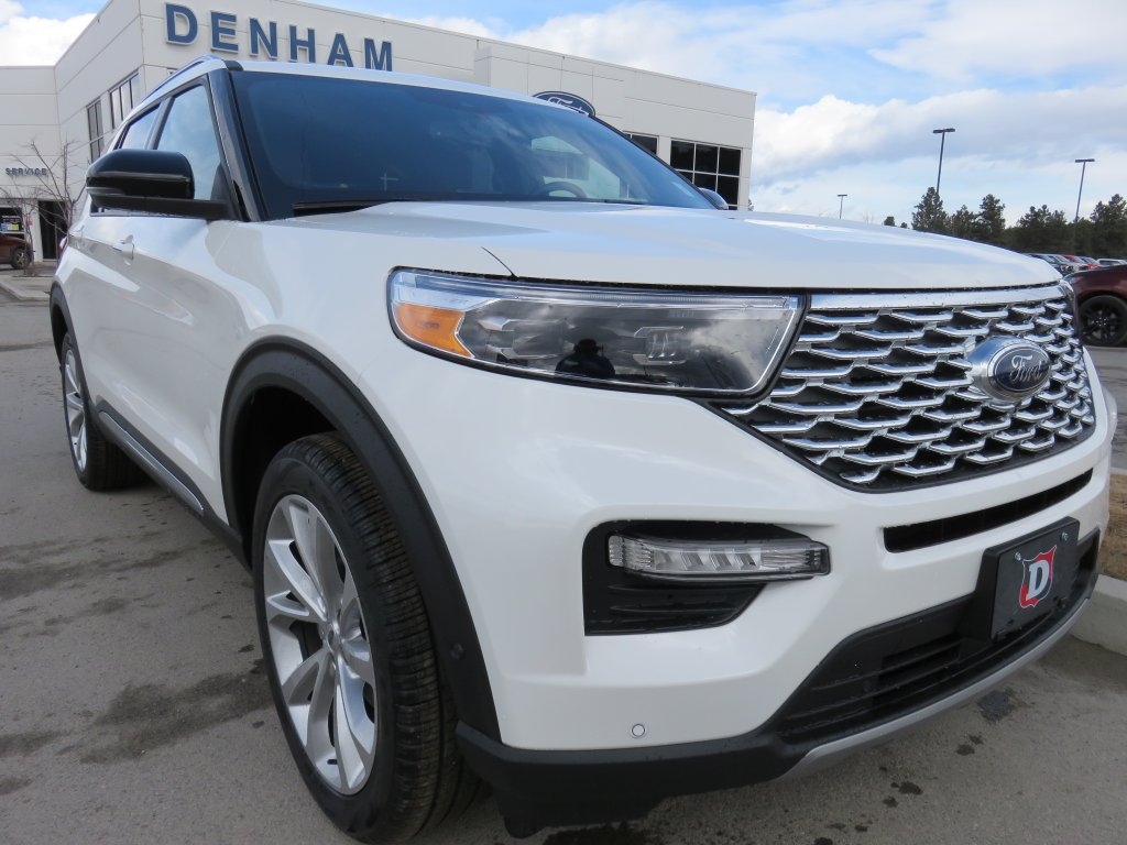 2021 Ford Explorer Platinum (DT21086) Main Image