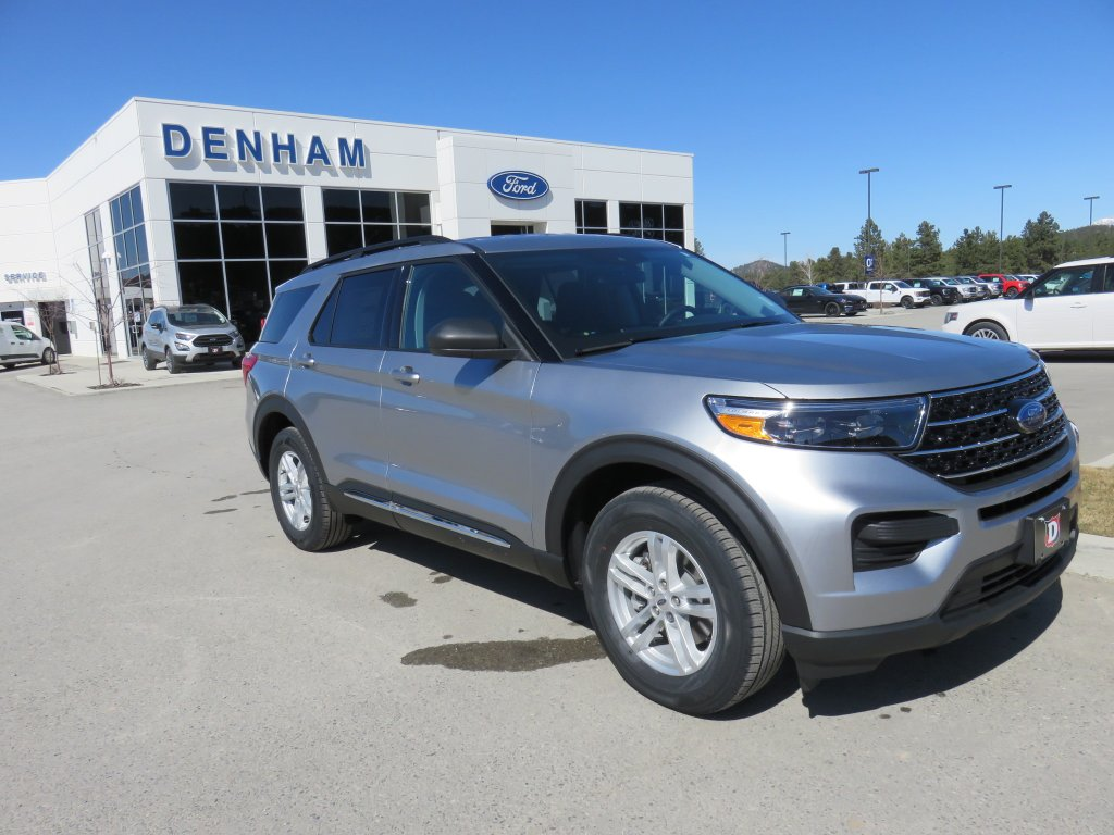 2021 Ford Explorer XLT AWD (DT21103) Main Image
