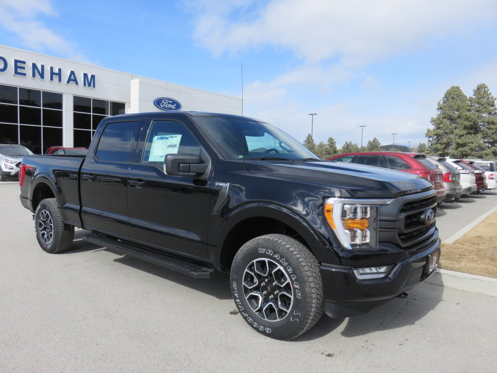 2021 Ford F-150 XLT Supercrew 4x4 w/ Sport Package - Ecoboost! (DT21104) Main Image