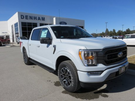 2021 Ford F-150 XLT Supercrew 4x4 w/ Sport Package - 2.7L Ecoboost!