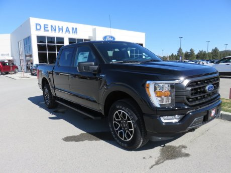 2021 Ford F-150 XLT Supercrew 4x4 w/ Sport Package - Ecoboost!