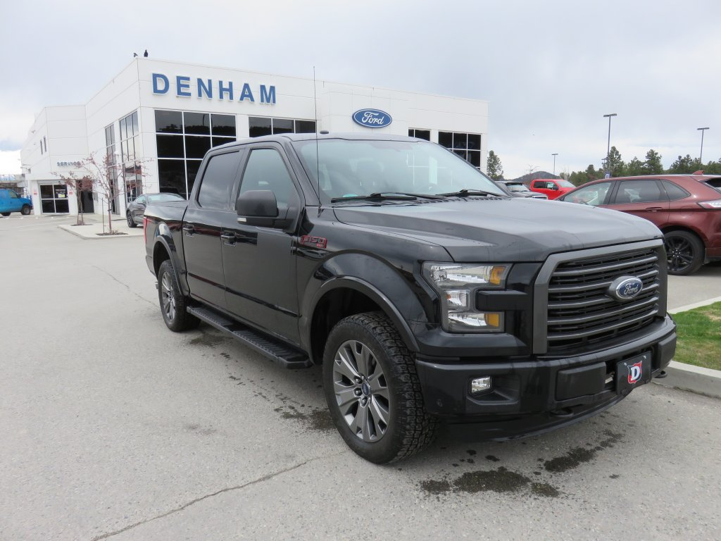 2016 Ford F-150 XLT Supercrew 4x4 w/ Special Edition Package - 5.0L! (T21155A) Main Image