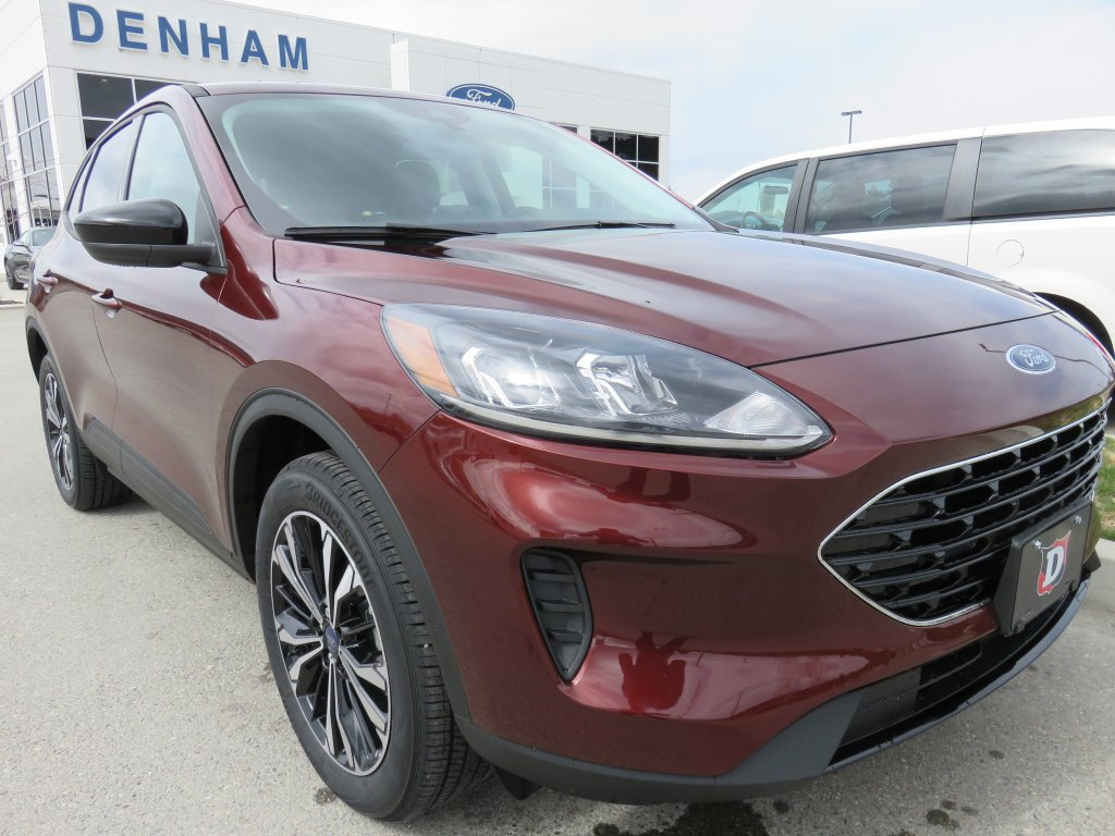2021 Ford Escape SE AWD w/ Sport Appearance Package! (DT21153) Main Image
