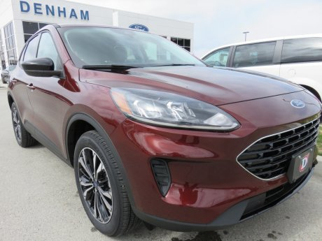 2021 Ford Escape SE AWD w/ Sport Appearance Package!